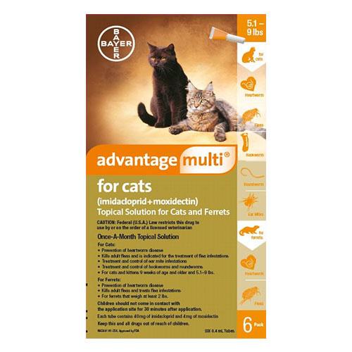 Advantage Multi for Cats
