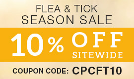 Flea and Tick Sale