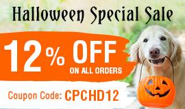 Halloween Sale on Pet Supplies