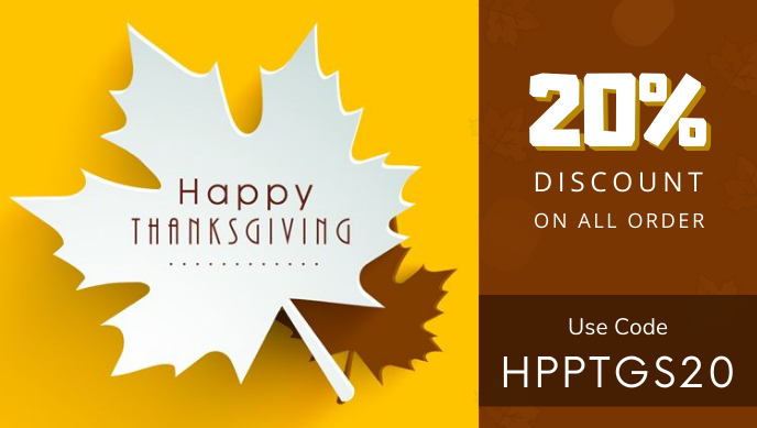 Thanksgiving Day Super Sale