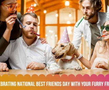 National Best Friends Day with Dog